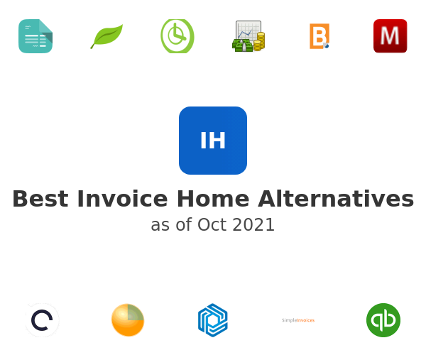 Best Invoice Home Alternatives