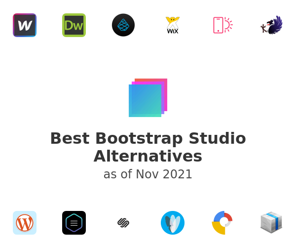 Best Bootstrap Studio Alternatives