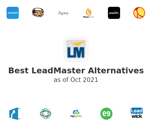 Best LeadMaster Alternatives