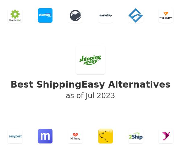 Best ShippingEasy Alternatives