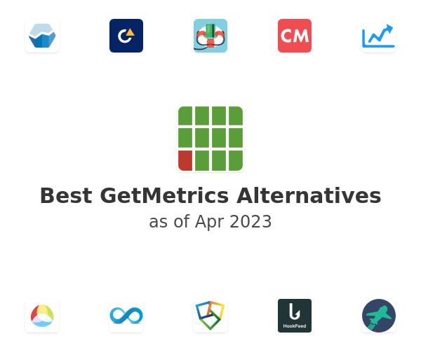 Best GetMetrics Alternatives