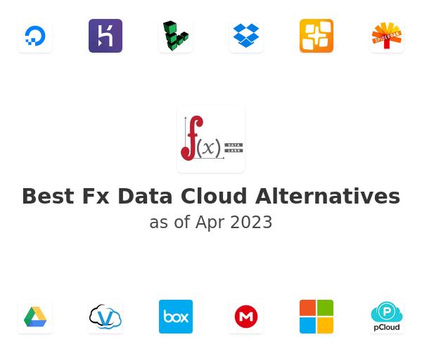 Best Fx Data Cloud Alternatives