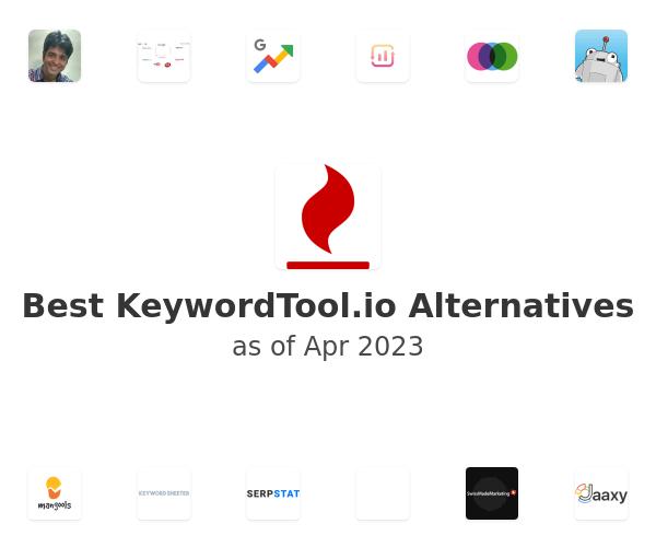 Best KeywordTool.io Alternatives