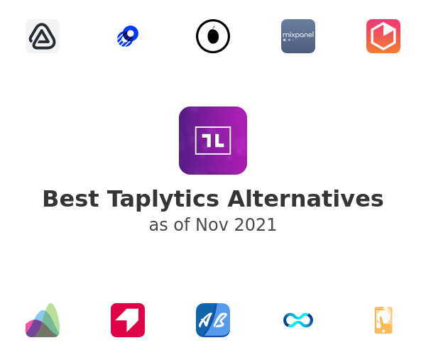 Best Taplytics Alternatives