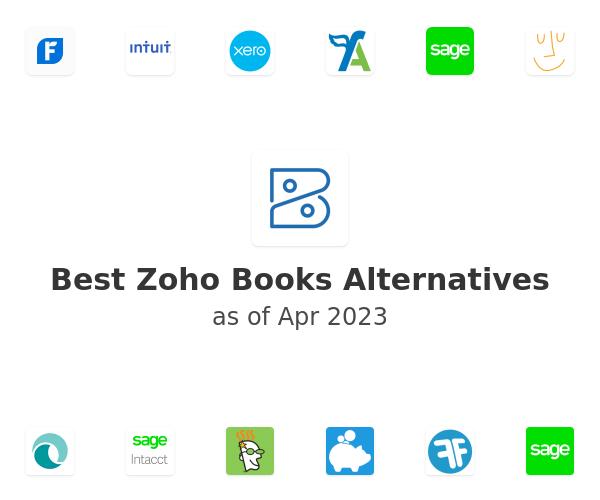Best Zoho Books Alternatives