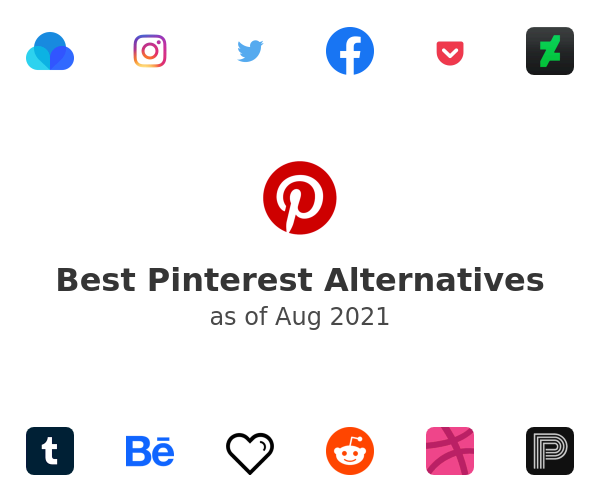 Best Pinterest Alternatives