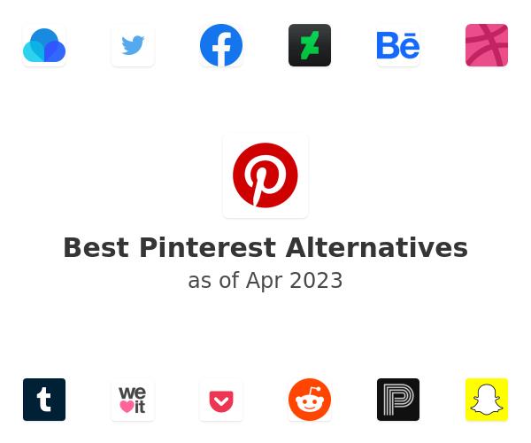Best Pinterest Alternatives