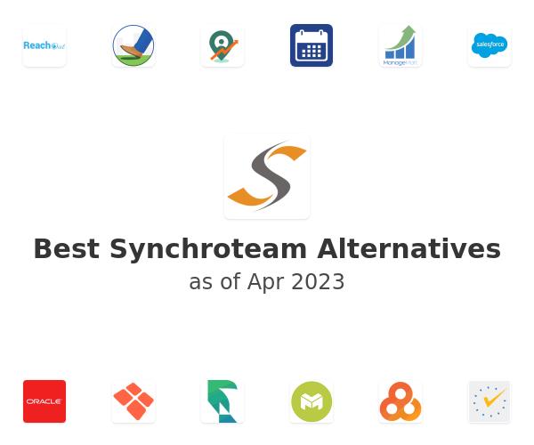 Best Synchroteam Alternatives