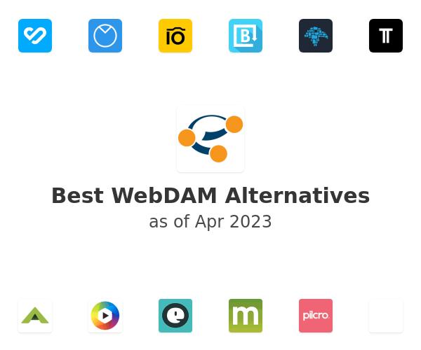 Best WebDAM Alternatives