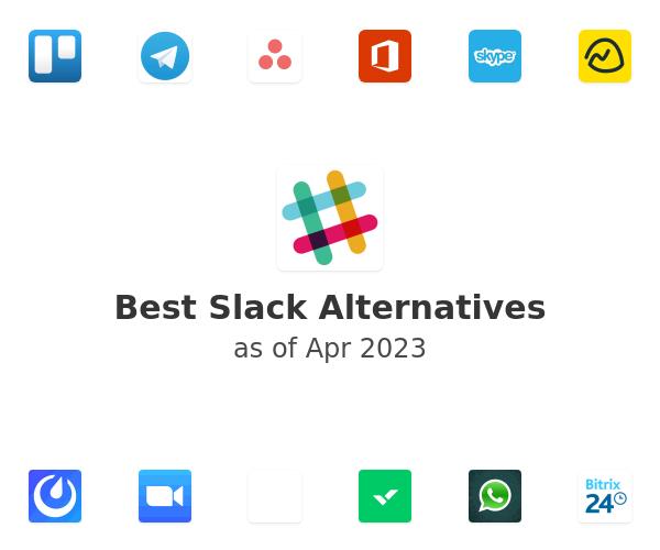 Best Slack Alternatives