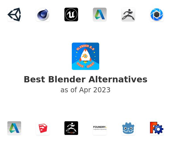 Best Blender Alternatives