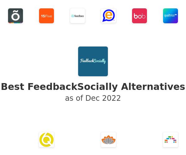 Best FeedbackSocially Alternatives