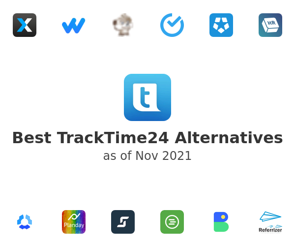 Best TrackTime24 Alternatives