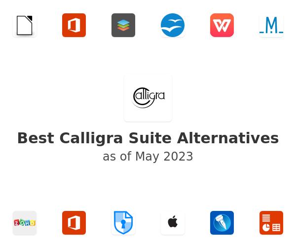Best Calligra Suite Alternatives