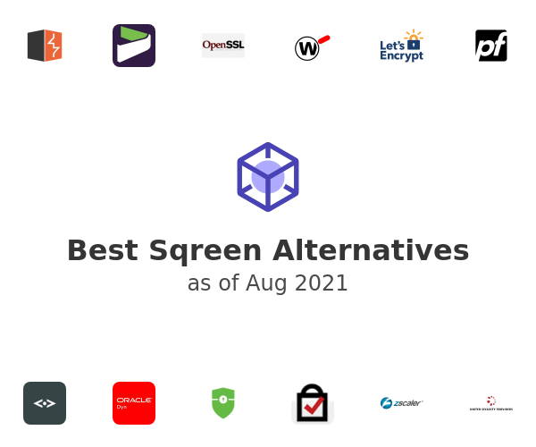 Best Sqreen Alternatives