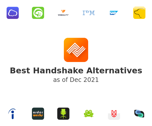 Best Handshake Alternatives