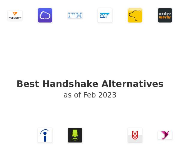 Best Handshake Alternatives