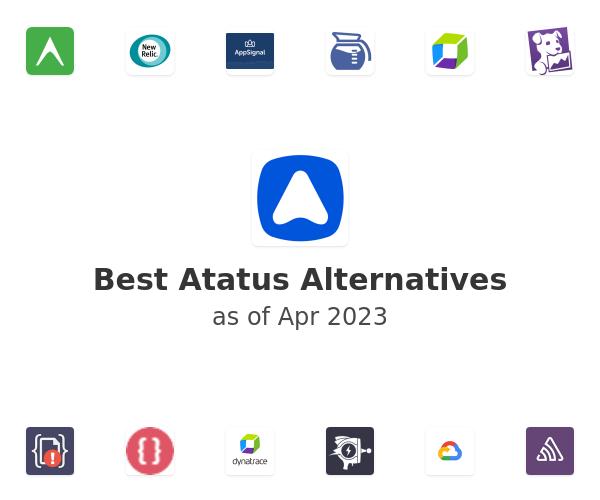 Best Atatus Alternatives