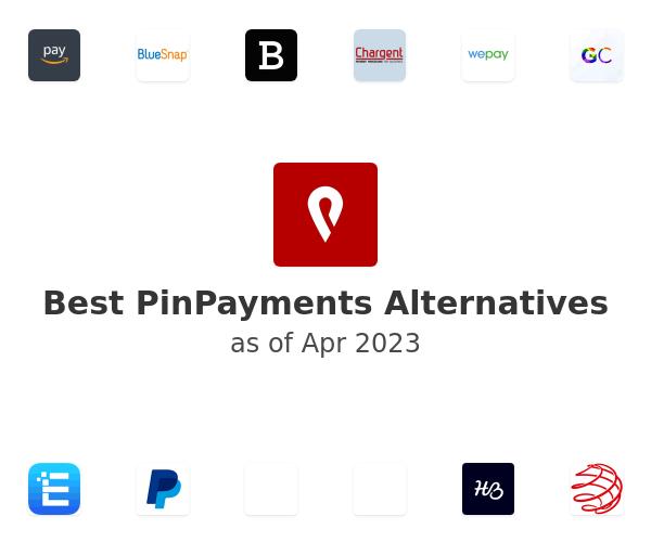 Best PinPayments Alternatives