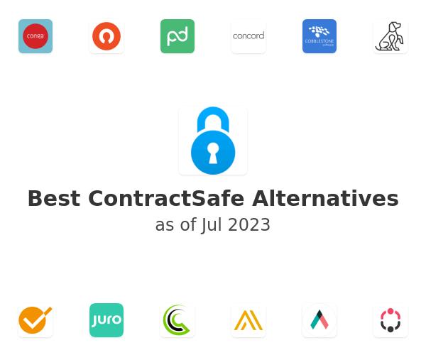 Best ContractSafe Alternatives