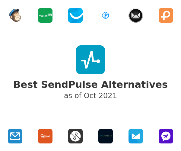 Best SendPulse Alternatives