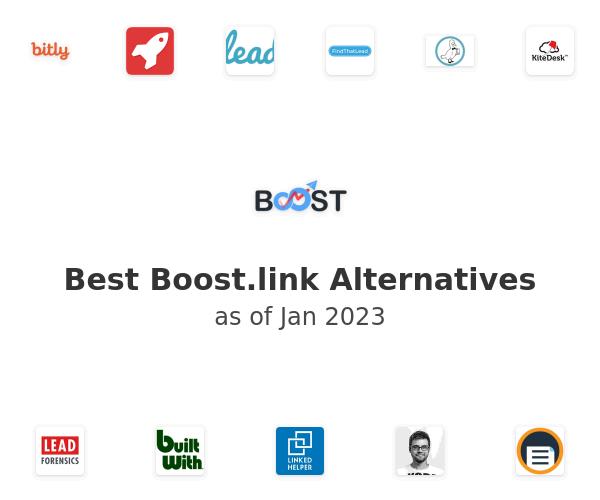 Best Boost.link Alternatives