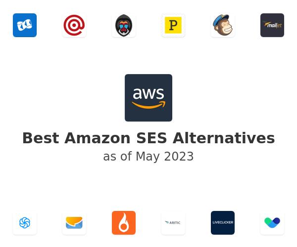 Best Amazon SES Alternatives