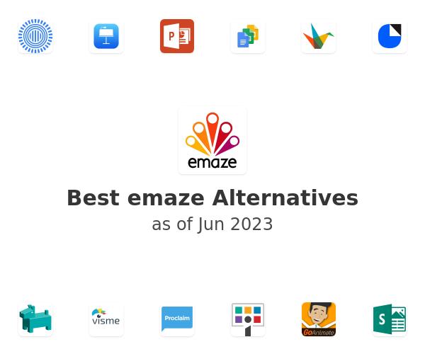 Best emaze Alternatives