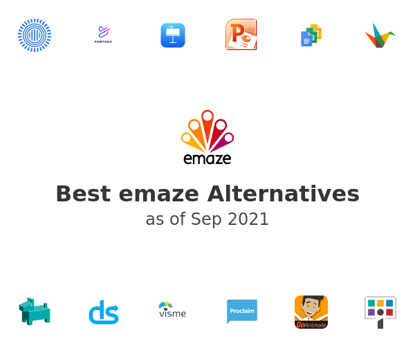 Best emaze Alternatives