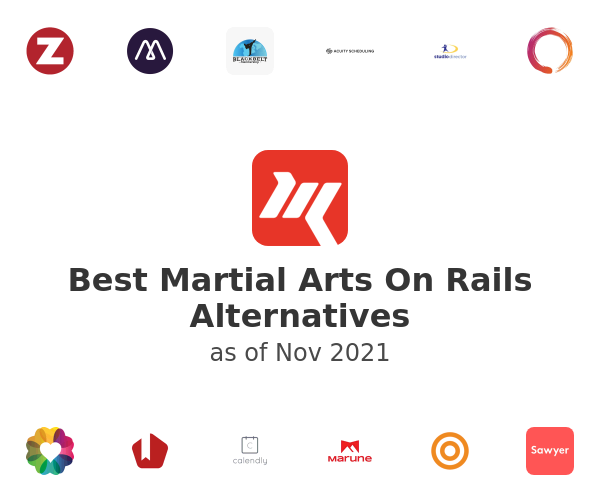 Best Martial Arts On Rails Alternatives