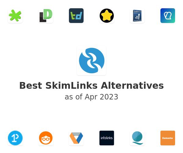 Best SkimLinks Alternatives