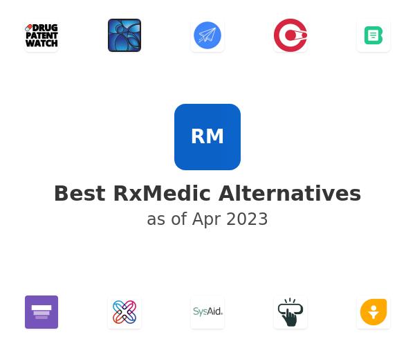 Best RxMedic Alternatives