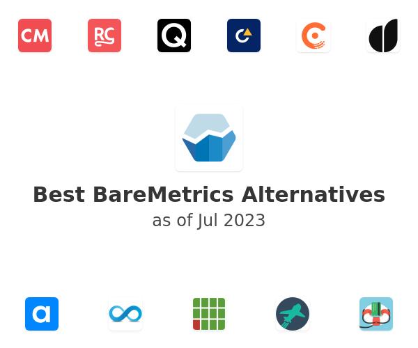 Best BareMetrics Alternatives