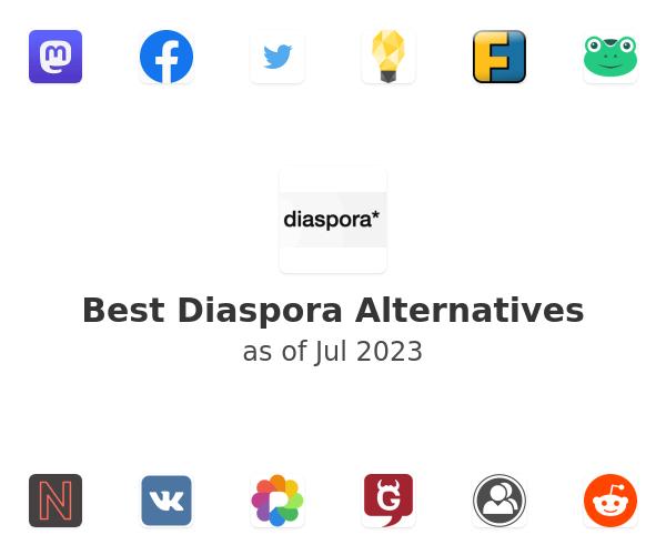 Best Diaspora Alternatives