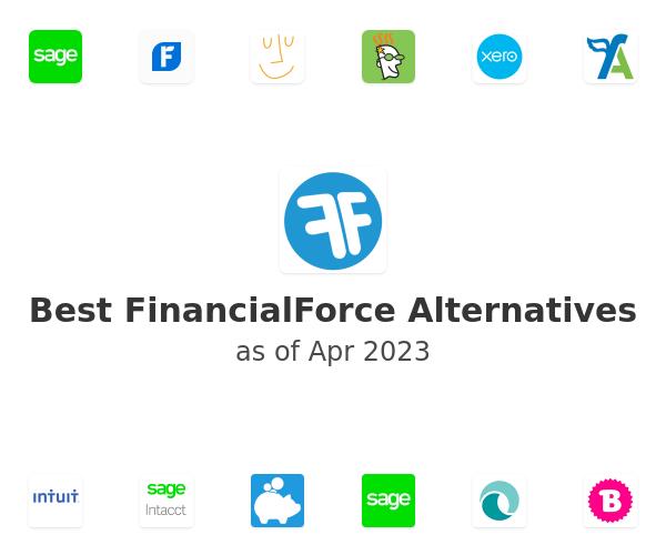 Best FinancialForce Alternatives