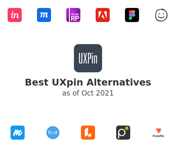Best UXpin Alternatives
