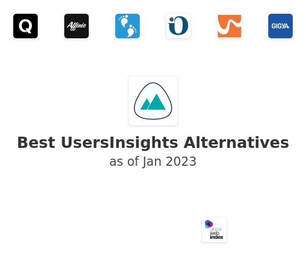 Best UsersInsights Alternatives