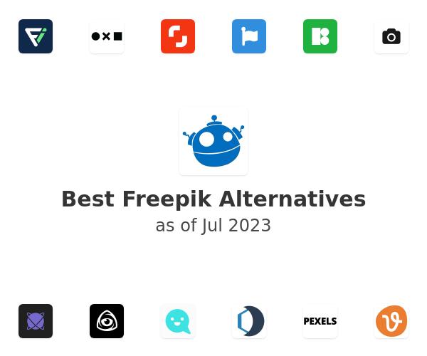 Best Freepik Alternatives