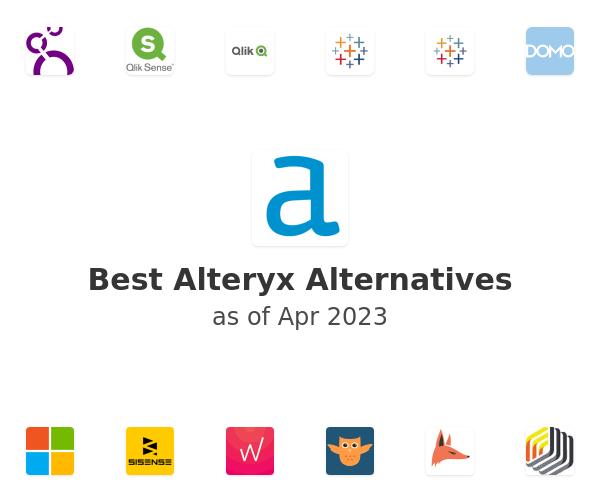 Best Alteryx Alternatives
