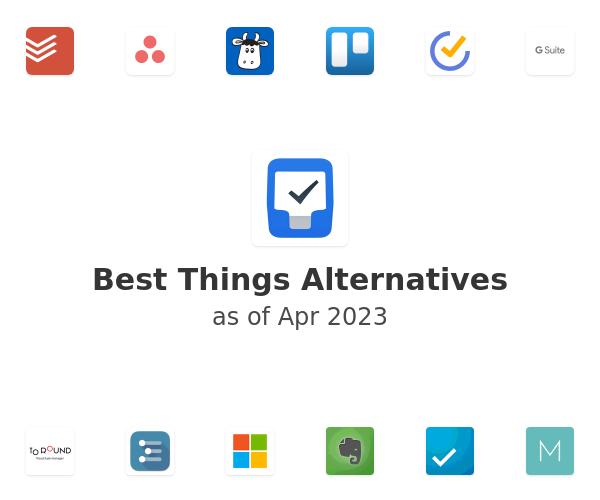 Best Things Alternatives
