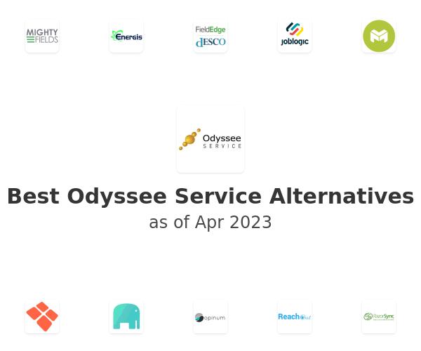 Best Odyssee Service Alternatives