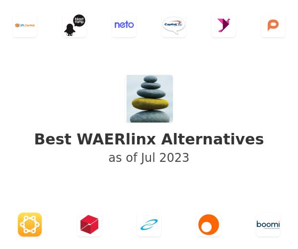 Best WAERlinx Alternatives