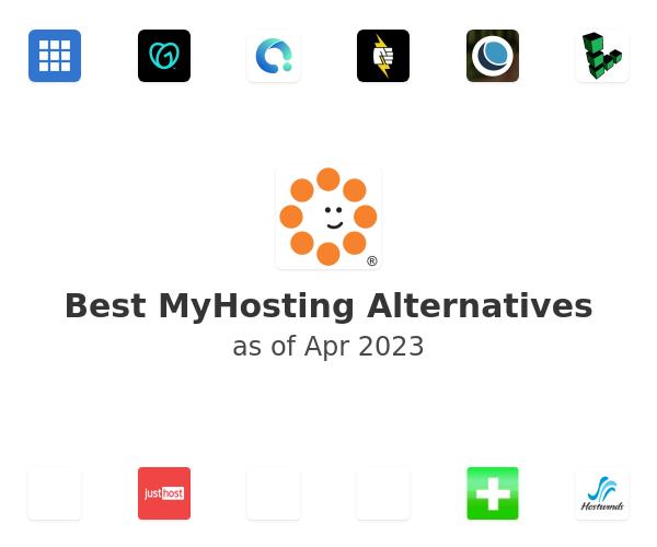 Best MyHosting Alternatives