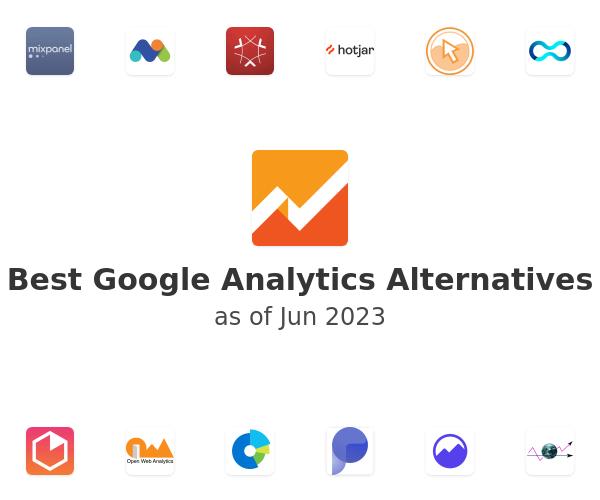 Best Google Analytics Alternatives