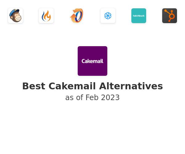 Best Cakemail Alternatives