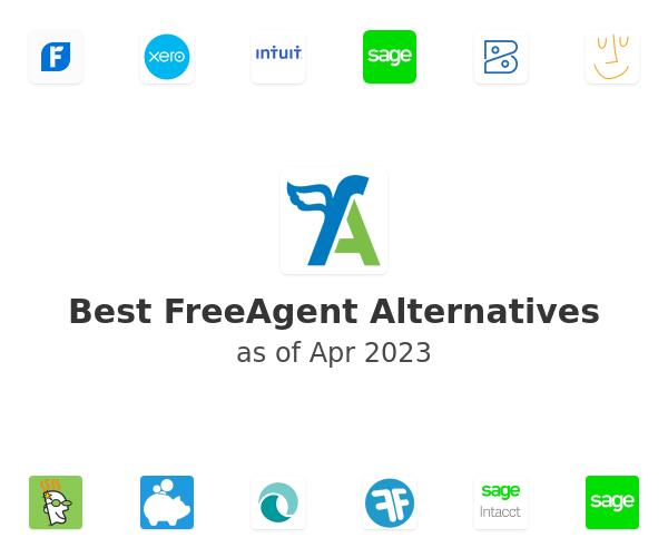 Best FreeAgent Alternatives