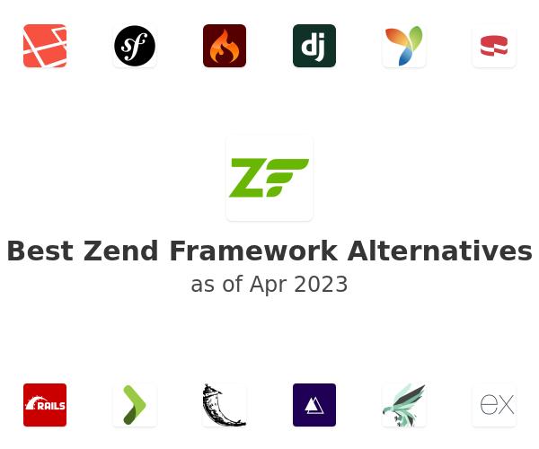 Best Zend Framework Alternatives