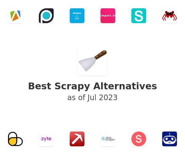 Best Scrapy Alternatives