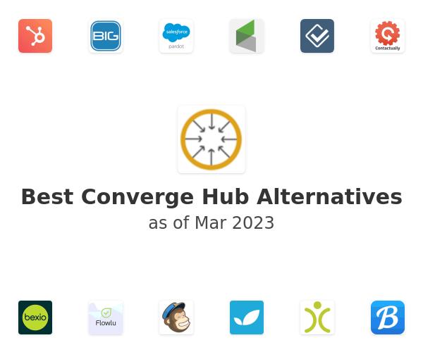 Best Converge Hub Alternatives