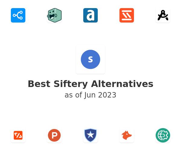 Best Siftery Alternatives
